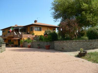 Casona Serrari - Casa vacanze a Bracciano e Canale Monterano